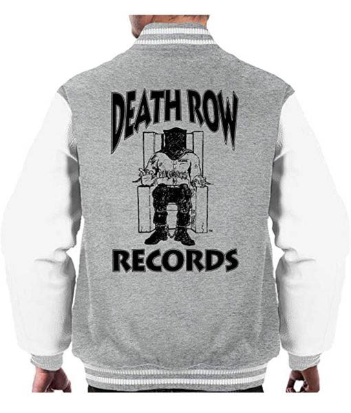 Death Row Records Bomber Jacket