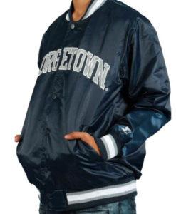 Georgetown Hoyas Bomber Jacket