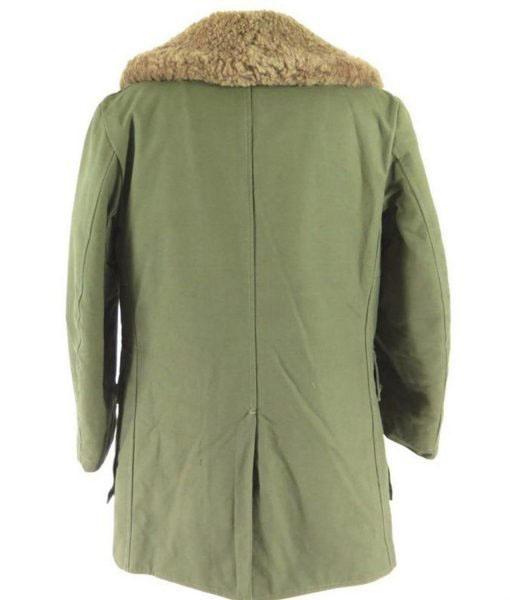 Men's M1909 Field Swedish Green Coat