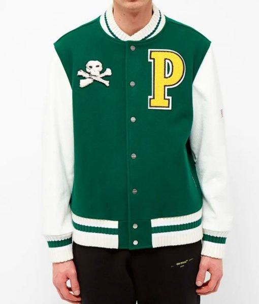 Palm Angels Letterman Jacket