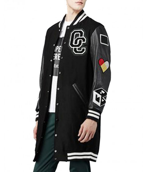 Post To Be Omarion Opening Ceremony Jacket