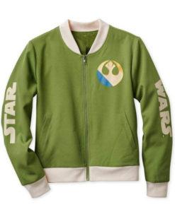 Star Wars The Chosen One Track Jacket