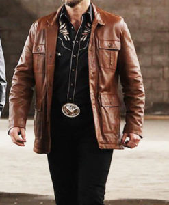 Aurelio Casillas Queen Of The South S05 Jacket