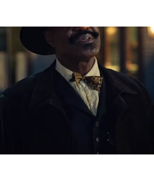 Bass Reeves The Harder They Fall Coat