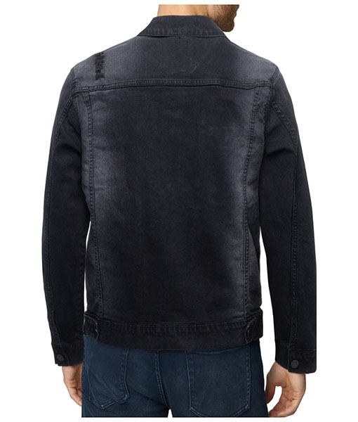 Brandon Washed Slim Denim Jacket