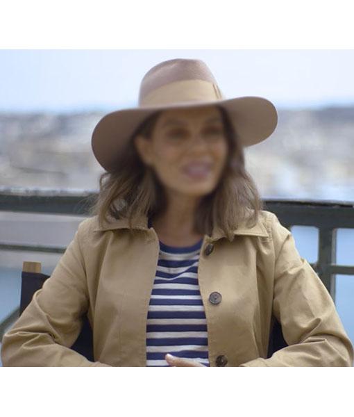 Chloe Day To Catch a Spy Coat