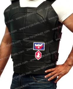Cyberpunk 2077 Johnny Silverhand Black Vest