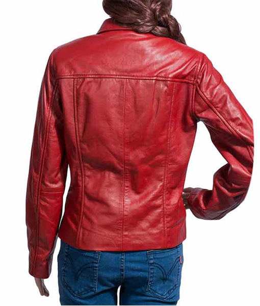 Emma Swan Once Upon A Time Red Jacket