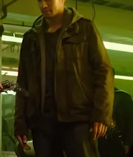 Henry Golding Snake Eyes: G.I. Joe Origins Jacket