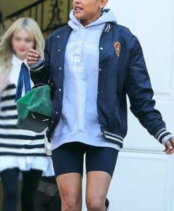 Julien Calloway Gossip Girl Bomber Jacket