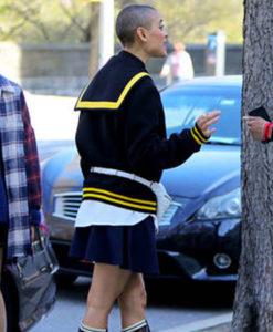 Julien Calloway Gossip Girl Varsity Jacket