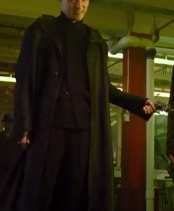 Kenta Snake Eyes: G.I. Joe Origins Coat