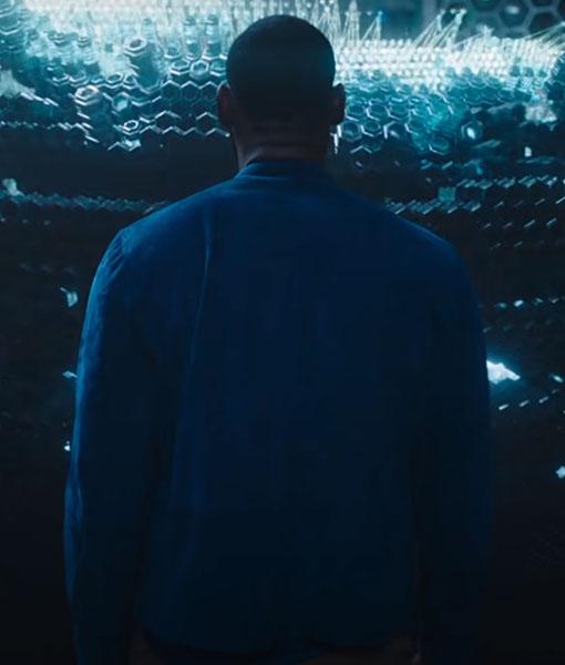 LeBron James Space Jam A New Legacy Jacket