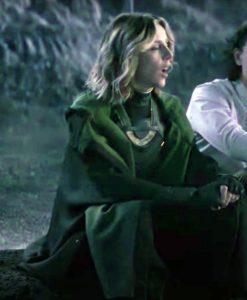 Lady Loki Coat