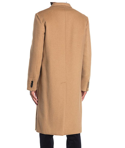 Malcolm Long Line Coat