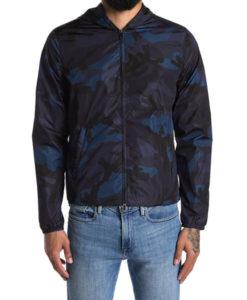 Men's Camou Cotton Jacket