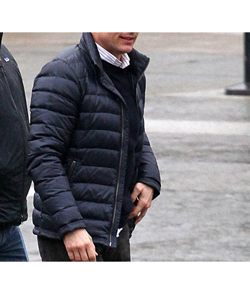Mission Impossible 7 Ethan Hunt Puffer Jacket