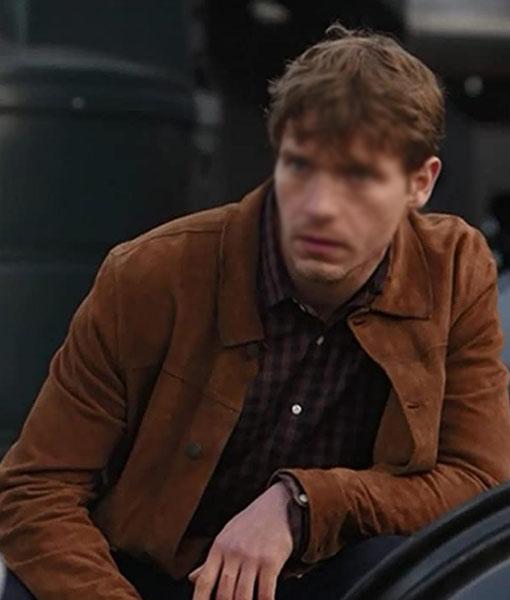 Nigel Strangeways The Beast Must Die Brown Jacket