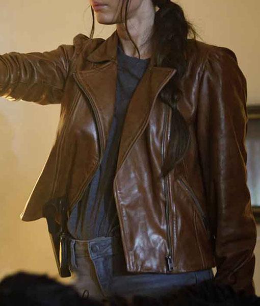 Rebecca Lombardi Midnight in the Switchgrass Jacket
