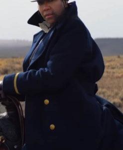 Regina King The Harder They Fall Coat