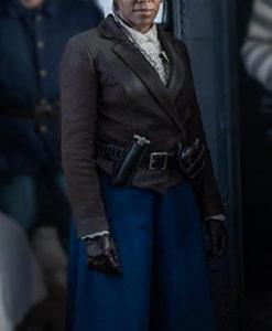 Regina King The Harder They Fall Jacket
