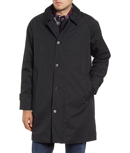 Hugh Jackman Reminiscence Trench Coat