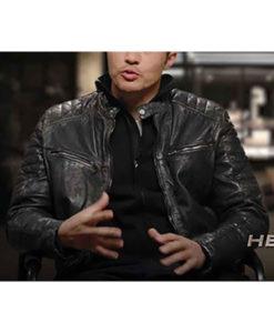 Snake Eyes: G.I. Joe Origins Henry Golding Leather Jacket