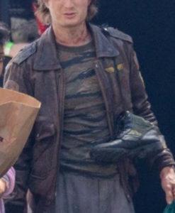 Steve Harrington Stranger Things Leather Jacket