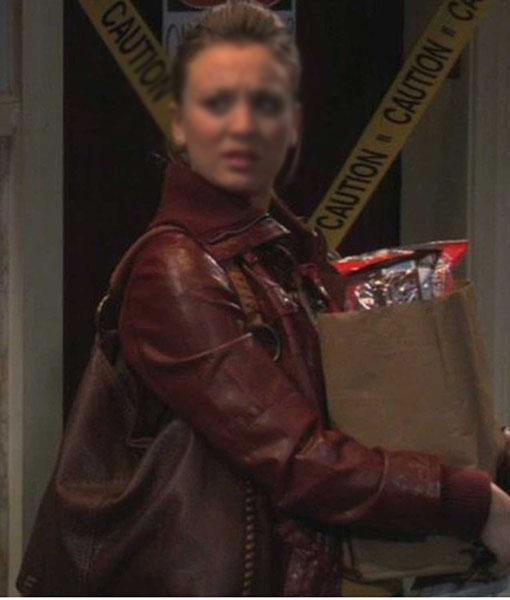 Penny The Big Bang Theory Jacket