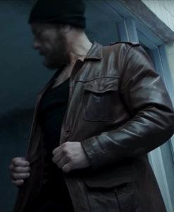 Van Damme The Last Mercenary Jacket