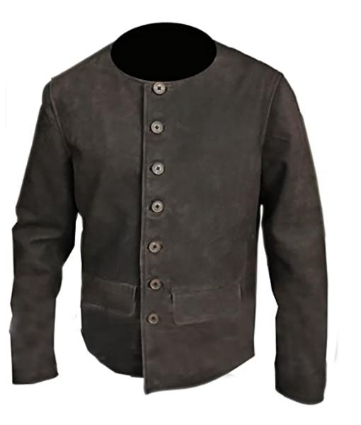 Abraham Woodhull Turn Washington's Spies Jacket