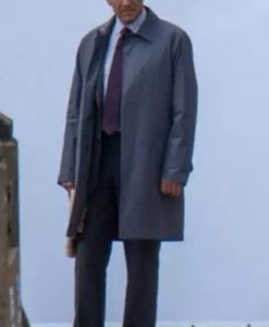 Agent M No Time to Die Coat