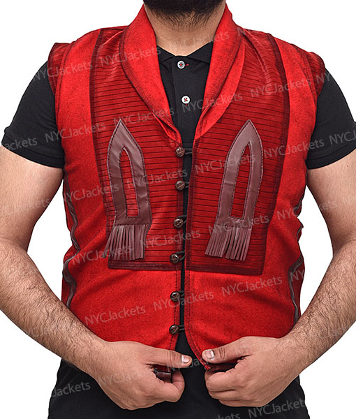 Aladdin Vest