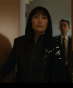 Anna The Protege Leather Jacket