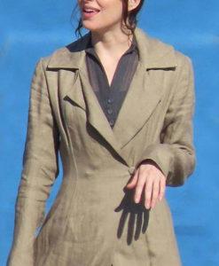 Anne Elliot Persuasion Brown Coat