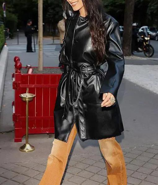 Bella Hadid Trench Coat