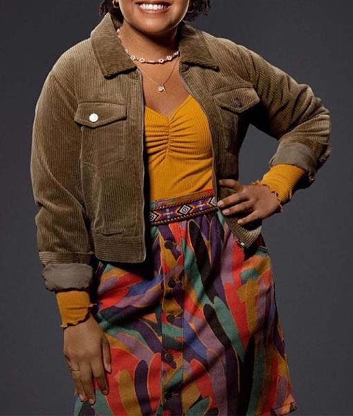 Beth Chapel Stargirl S02 Corduroy Jacket