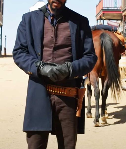 Cherokee Bill The Harder They Fall Coat