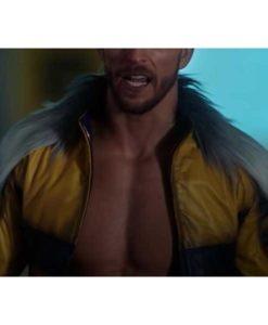 Chillblaine The Flash S07 Leather Jacket