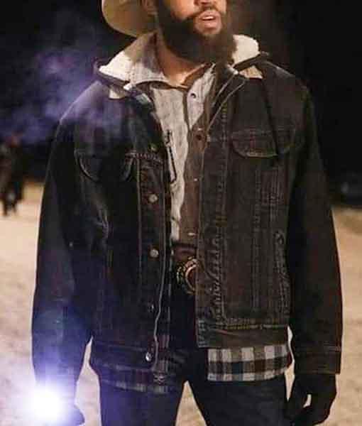 Colby Yellowstone Denim Jacket