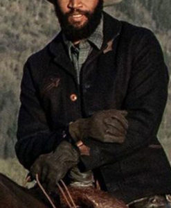Colby Yellowstone Wool Cowboy Jacket