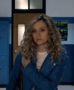 Courtney Whitmore Stargirl S02 Leather Jacket