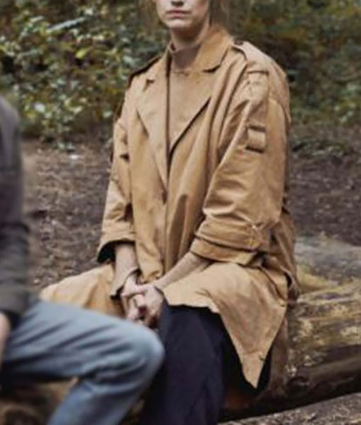 Danica Curcic The Chestnut Man Coat