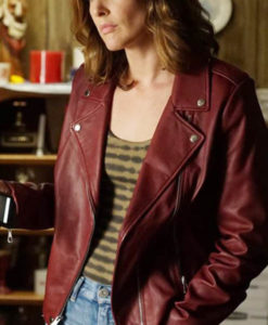 Dex Parios Stumptown S02 Leather Jacket