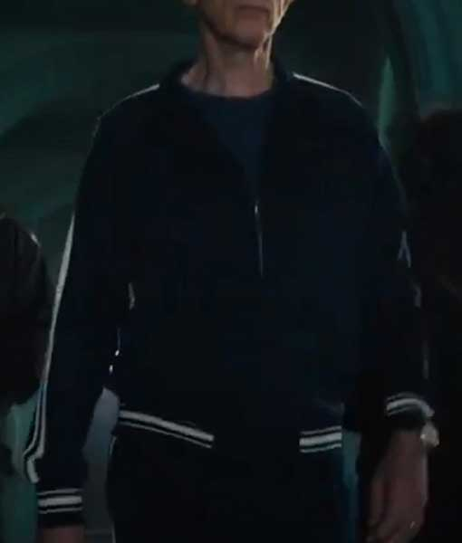 Gaius Grieves The Suicide Squad Bomber Jacket