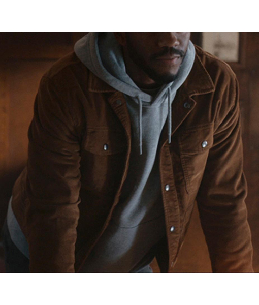 Grover Sims The Republic Of Sarah Brown Jacket