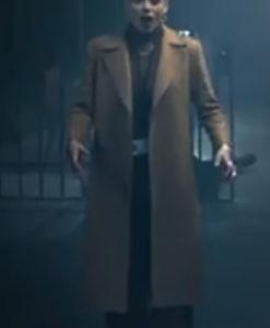 Gwendoline Army of Thieves Brown Coat