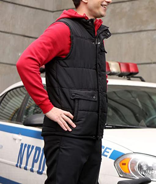 Jake Peralta Brooklyn Nine-Nine Vest