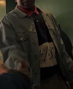 Kanan Stark Power Book III Denim Jacket