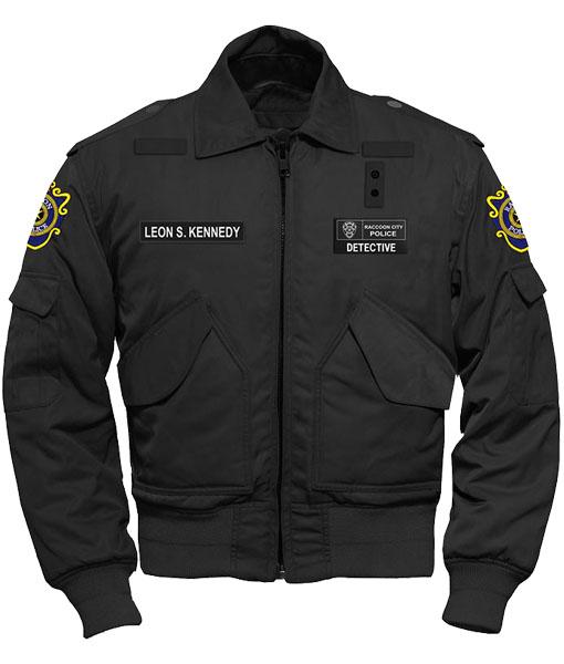 Leon S. Kennedy Resident Evil 2 Remake Jacket
